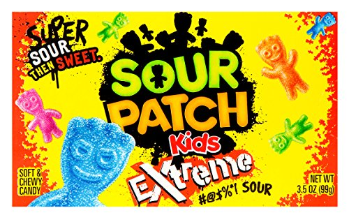 Sour Patch Kids Extreme (12 x 99 g)
