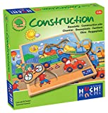 Huch & Friends 878205–Construction, Marco Puzzle
