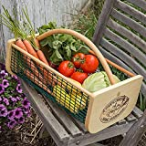 vegetable carrier for your garden harvest