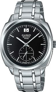 ساعة كاسيو للرجال BEM-150D-1A – أنالوج، رسمية