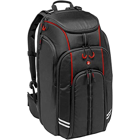 """Manfrotto MB BP-D1 DJI Professional Video Equipment Cases Drone Backpack (Black),22"""" x 13"""" x 19"""""""