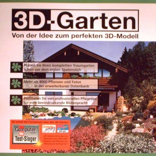 3D Garten Version 3.5