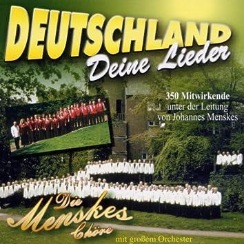 Deutschland, deine Lieder