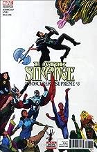 Doctor Strange and the Sorcerers Supreme #8 VF/NM ; Marvel comic book