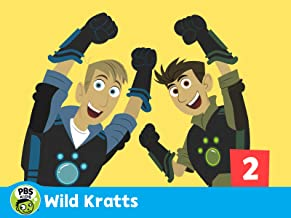 wild kratts tiger