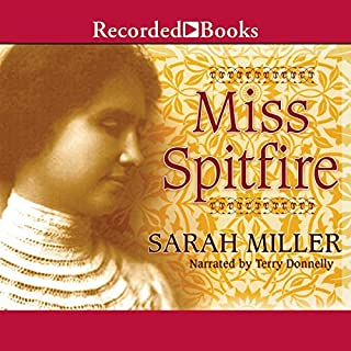 Miss Spitfire audiobook cover art
