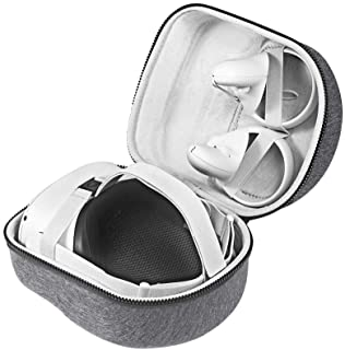Esimen Hard Carrying Case for Oculus Quest/Quest 2 VR Gaming Headset and Controllers 64GB 128GB 256GB Protective Storage T...