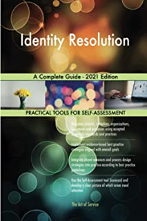 Identity Resolution A Complete Guide - 2021 Edition