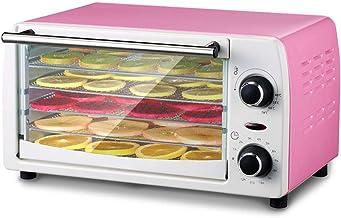 Máquina de conservación de alimentos para el hogar Secador de frutas, Hogar Secador de frutas transparente tipo bafle, de gran capacidad, bajo ruido, multifunción, 5 capas, 300W