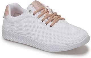 AREL MESH W Beyaz Kadın Sneaker Ayakkabı