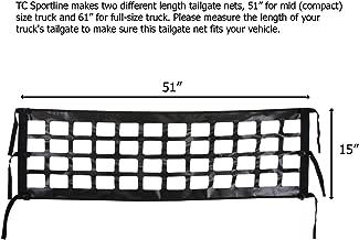 TC Sportline TR-12 Tailgate Net 51