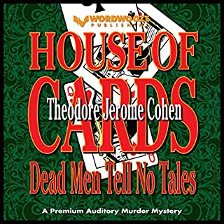 House of Cards: Dead Men Tell No Tales  audiobook cover art