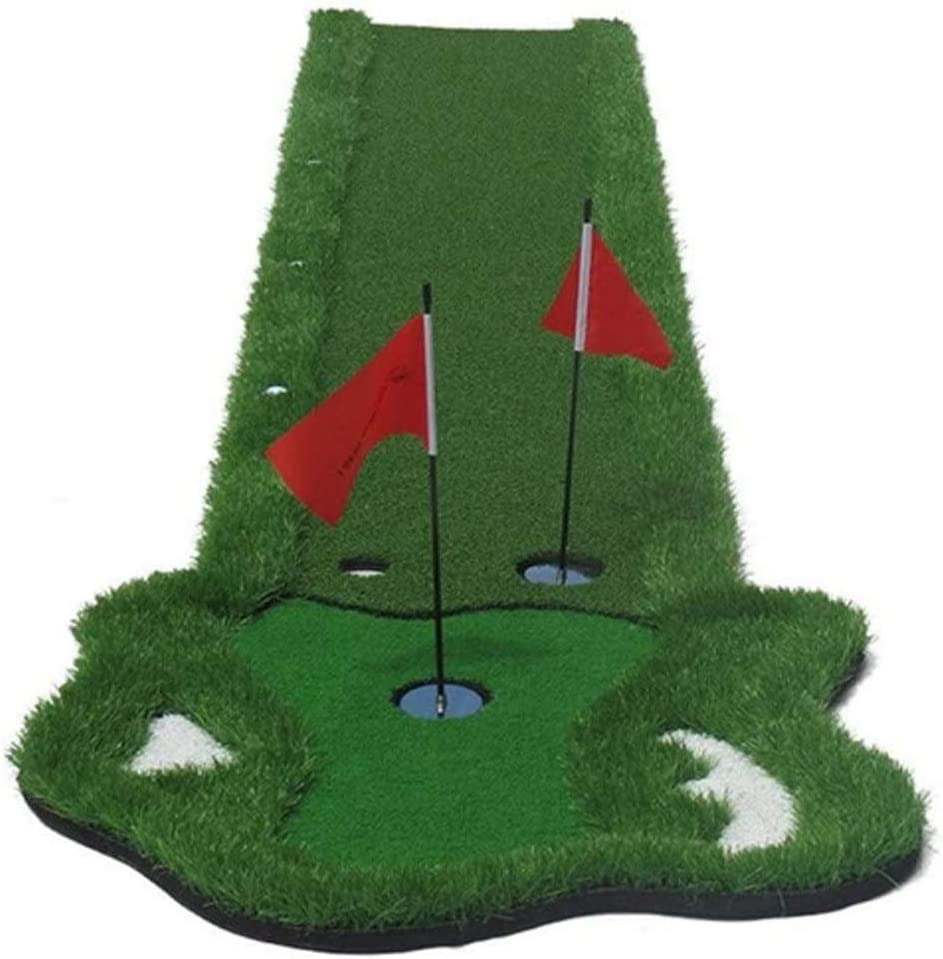 Golf Hitting Mat for Accessory Practice backyard E Today's only Sale special price
