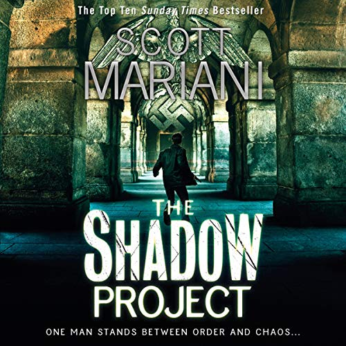 The Shadow Project: Ben Hope, Book 5 cover art
