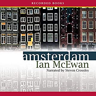Amsterdam audiobook cover art