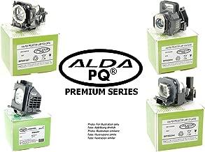 Alda PQ-Premium, beamerlamp/reservelamp compatibel met BL-FP240E voor OPTOMA UHD60, UHD65 projectoren, lamp met behuizing