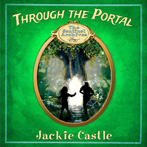 Through the Portal audiobook cover art