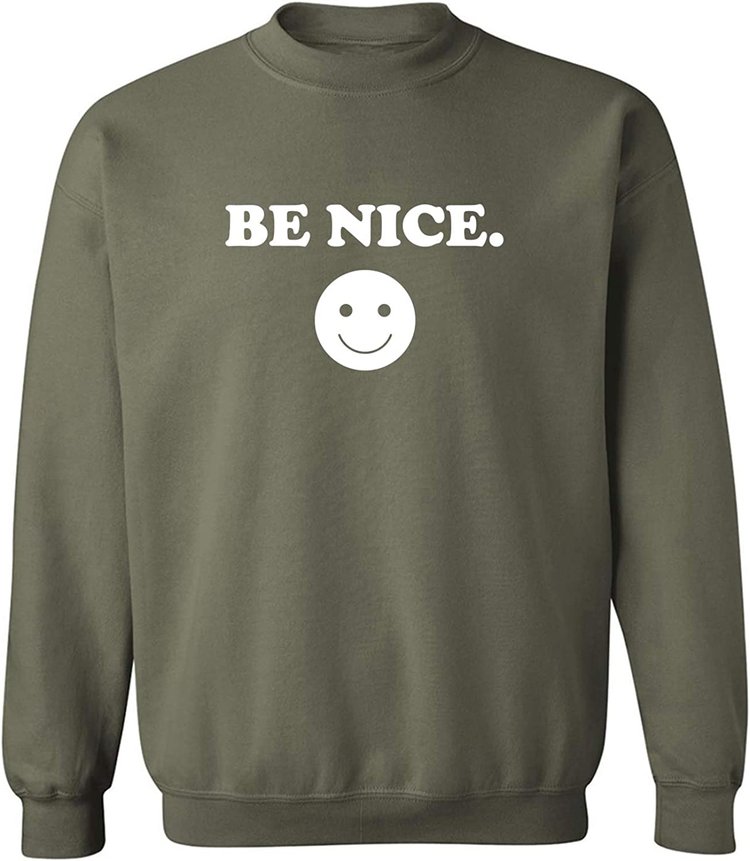 zerogravitee Be Nice Crewneck Sweatshirt