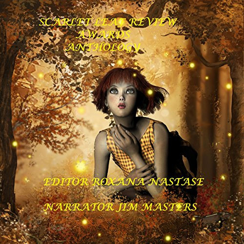 Scarlet Leaf Review Awards: Anthology audiobook cover art