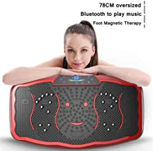 YQM Vibration Platform Efficient Fat Burning 150Kg Load Bearing Magnetic Therapy Massage Timing Adjustment Estimated Price : £ 429,99