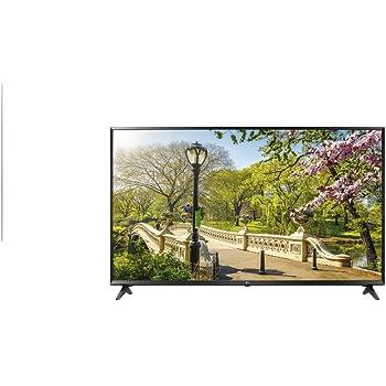 "LG 49UJ6350 Televisor 49"" Smart, Resolución 38402160, 4K Ultra HD, Potencia 20 W, HDMI, USB, Bluetooth, Color Negro"