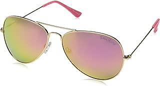 Lilly Pulitzer Women's Lexy LEXYSB59 Polarized Aviator Sunglasses