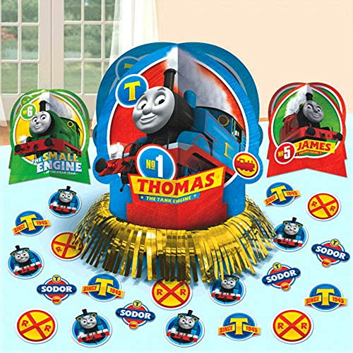 All Aboard Friends Thomas The Tank Engine Table Decorating Kit (23pc)