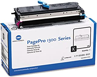 KONICA MINOLTA PAGEPRO 1350W Black Original Toner (3,000 Yield)