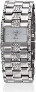 Omax Casual Watch for Women, Quartz, Metal, OMOAB172I003