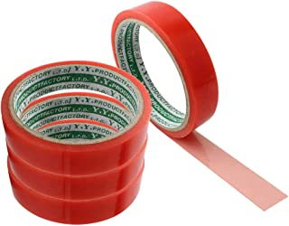 Perfeclan 4pcs Double-Sided Adhesive Length 5M Width 2cm Tubular Rim Tape for Road Bike