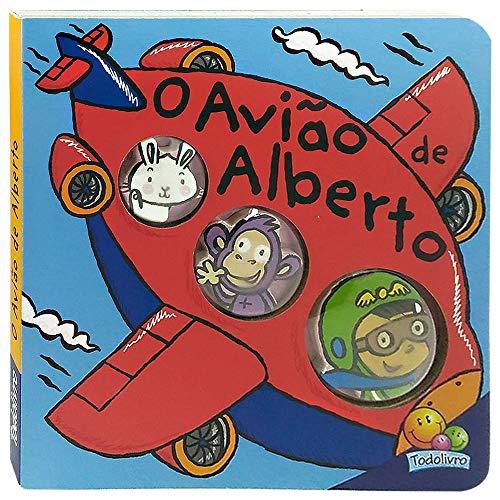 Livro-bolha: O avião de Alberto
