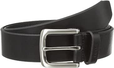 Fossil Joe Belt Color: BLACK 34
