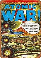 1953原子戦争コミックコレクティブルウォールアート