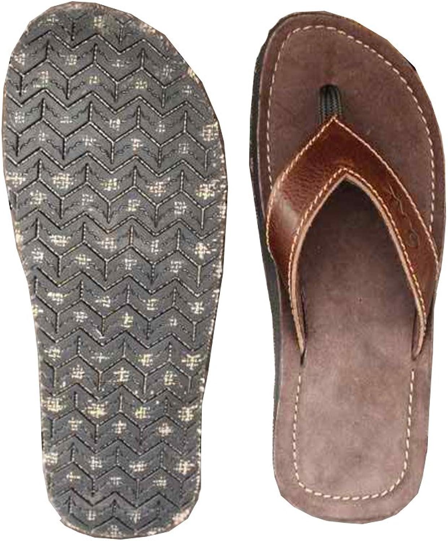 Otto Classic Beige -Flip Flops
