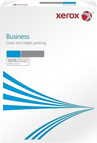 Xerox 003R91820 Ramette de 500 feuilles de papier A4 80 g/m² Business pour photocopieurs et imprimantes (Blanc) (Impo...