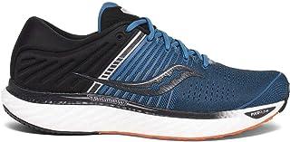 Saucony Men's Triumph 17 Running Shoes Black-