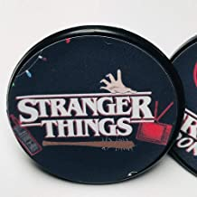 Stranger Things Cupcake Toppers Party Favors - Set of 16