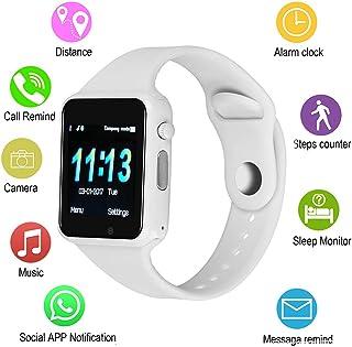 IOQSOF - Reloj Inteligente con Pantalla táctil Android con