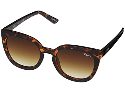 QUAY AUSTRALIA Noosa (Tort/Brown Fade) Fashion Sunglasses