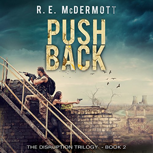 Push Back audiobook cover art
