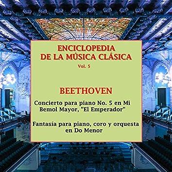 Enciclopedia de la Música Clásica Vol. 5