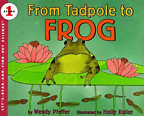 From Tadpole to Frog (Let's-Read-and-Find-Out Science 1)の詳細を見る