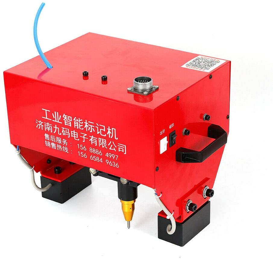 Pneumatic Marking Max 84% OFF Machine Max 42% OFF Dot Peen for