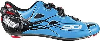 Sidi Shot Vent Carbon Cycling Shoe - Men's Sky Blue/Black, 44.5