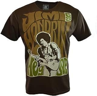 Jimi Hendrix Authentic Hey Joe 1968 Concert T-Shirt - Rock - Music - Guitar -