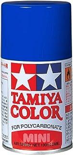 Tamiya Ps-30 Brilliant Blue Lexan Spray Paint 3oz tam86030