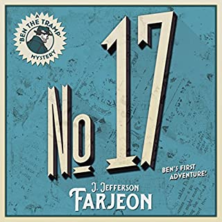 No. 17 audiobook cover art