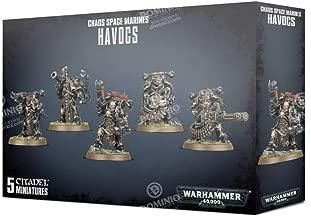 Warhammer 40,000 Chaos Space Marines Havocs GWS 40k 43-61