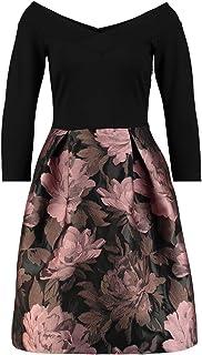 116c3be348b89f Anna Field Abendkleid mit Blumenmuster - Cocktailkleid für Damen - Kleid