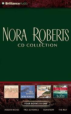 Nora Roberts CD Collection 2: Hidden Riches, True Betrayals, Homeport, The Reef